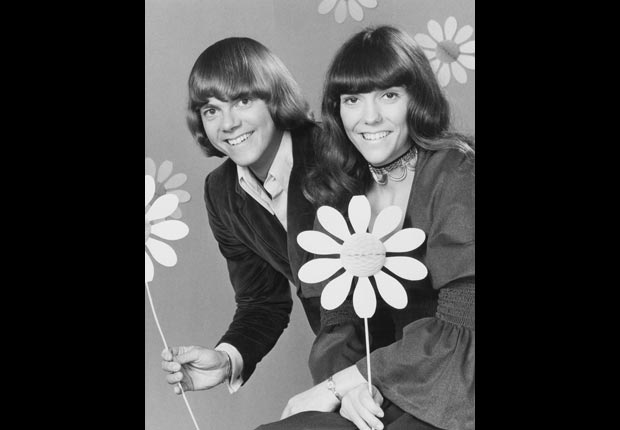 The Carpenters, Richard Carpenter, Karen Carpenter, ca. 1970