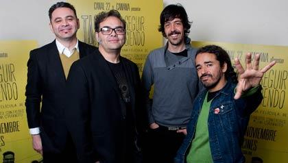 Grupo musical Café Tacuba: Columna de Ernesto Lechner
