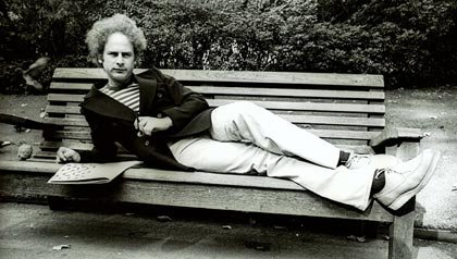 Art Garfunkel's new compilation album is out on August 28, 2012.