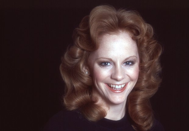 Reba in the 1970's, and her other notable hairstyles
