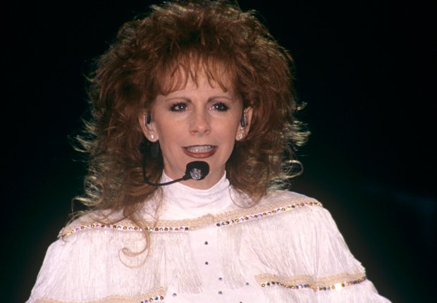 Reba in 1994, and her other notable hairstyles