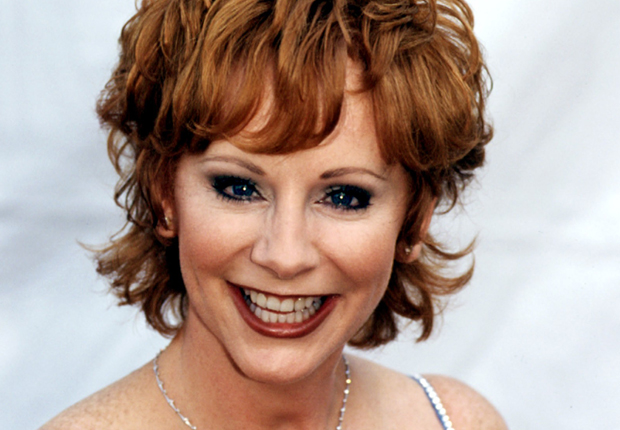 Reba in 2000, and her other notable hairstyles