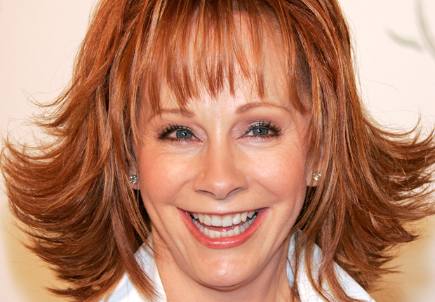 Reba in 2005, and her other notable hairstyles