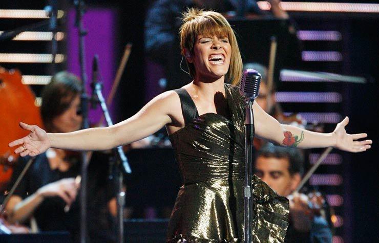 Kany García, cantautora puertorriqueña.