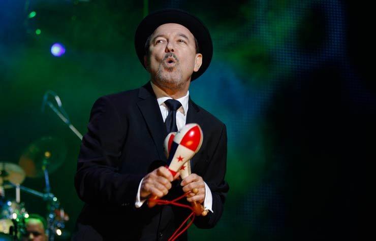 Ruben Blades, cantautor panameño.