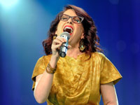 Megan Mullally, NBC Holiday Christmas Album