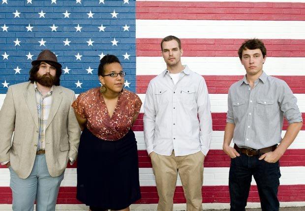 Alabama Shakes - Guía para los premios Grammys 2013