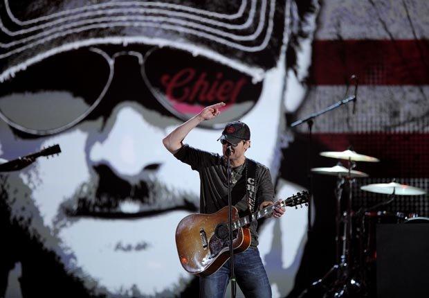 Eric Church - Guía para los premios Grammys 2013