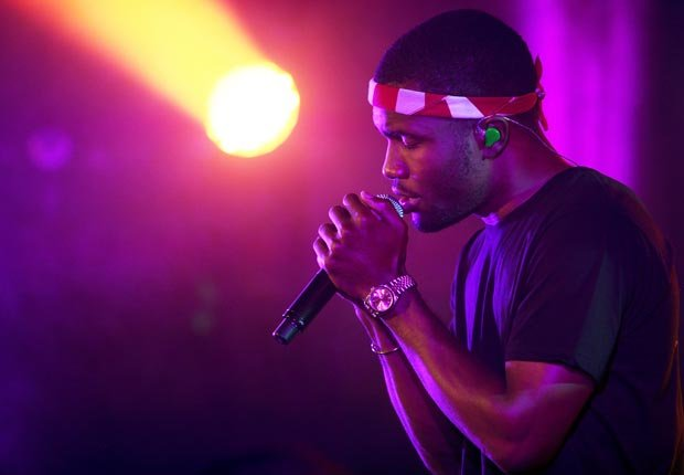 Frank Ocean - Guía para los premios Grammys 2013