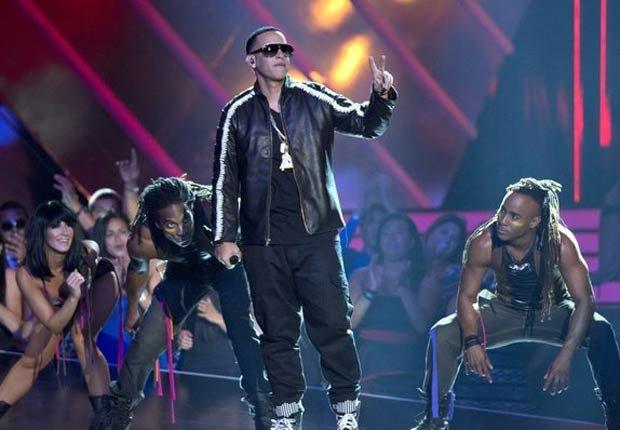 Daddy Yankee en los premios BillBoard 2013