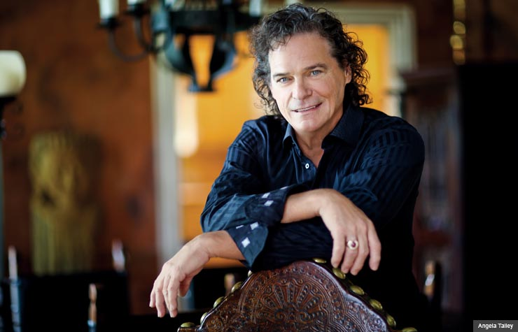 Interview with singer B.J. Thomas (Angela Talley)