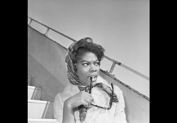 A House is Not a Home by Dionne Warwick, 1964. (Evening Standard/Hulton Archive/Getty Images)