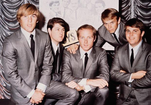 The Beach Boys - Estrellas del Rock n' Roll
