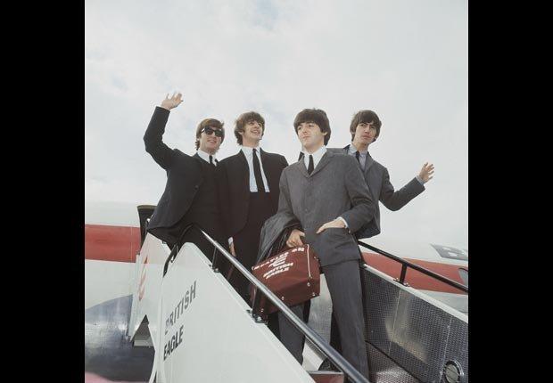 Los Beatles - Estrellas del Rock n' Roll