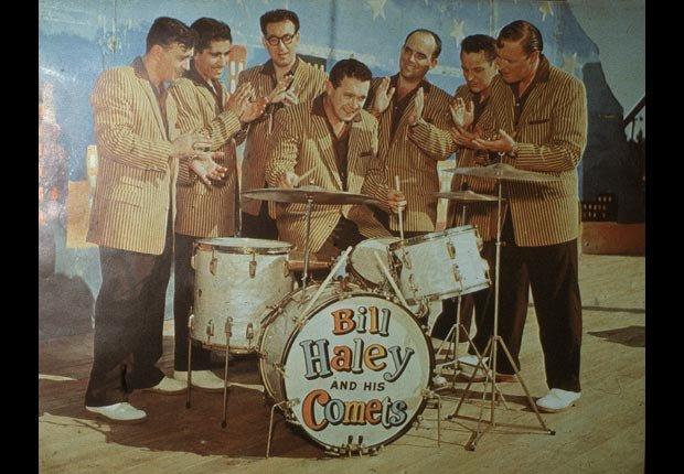 Bill Haley and His Comets - Estrellas del Rock n' Roll