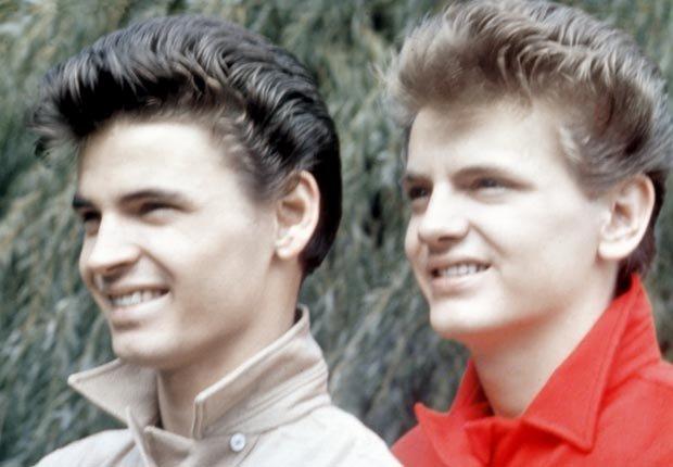Los Everly Brothers - Estrellas del Rock n' Roll