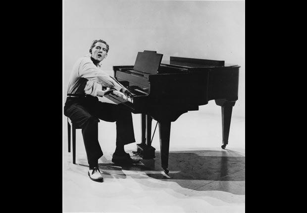 Jerry Lee Lewis - Estrellas del Rock n' Roll