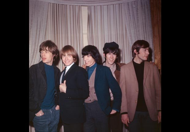 Los Rolling Stones - Estrellas del Rock n' Roll