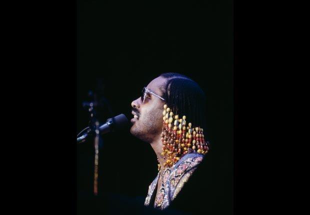 Lately by Stevie Wonder, 1980. (David Redfern/Getty Images)