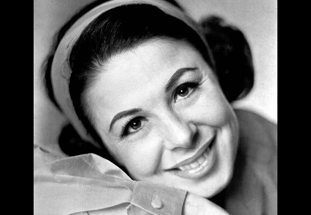 Eydie Gorme, Obits 2013: Musicians (GAB Archive/Redferns/Getty Images)