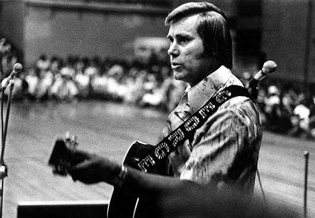 George Jones, Obits 2013: Musicians (Michael Ochs Archives/Getty Images)