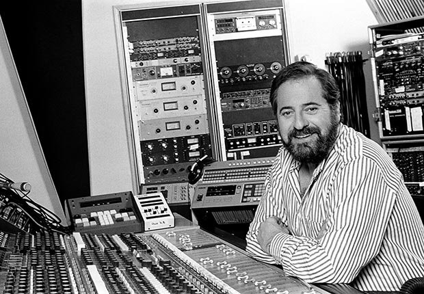 Phil Ramone, Obits 2013: Musicians (Ebet Roberts/Redferns/Getty Images)