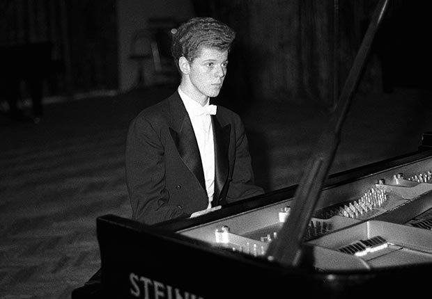 Van Cliburn, Obits 2013: Musicians (AP Images)