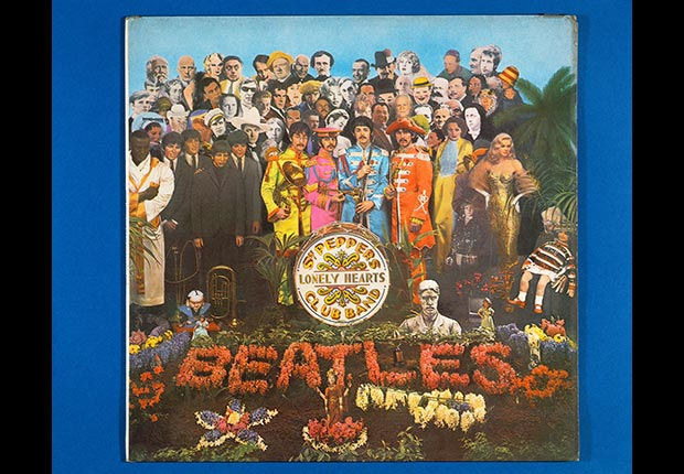 top ten boomer albums songs band bands best cds all time selling baby beatles dylan bob carole king tapestry sgt pepper marvin gaye goin on zeppelin led iv rolling stones exile main street stevie wonder innervisions eagles greatest hits slideshow (age fotostock / Alamy)