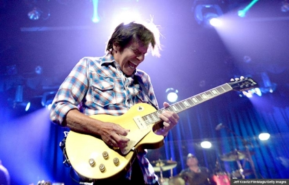 John Fogerty performs at El Rey Theatre on May 28, 2013 in Los Angeles, California, John Fogerty Interview (Jeff Kravitz/FilmMagic/Getty Images)