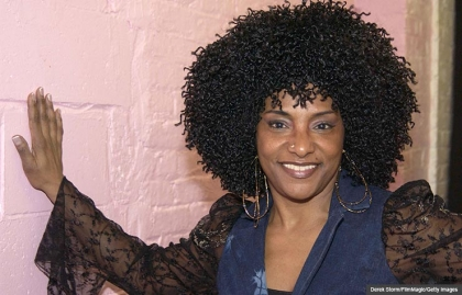 Singer LaLa Brooks in New York, Interview with LaLa Brooks (Derek Storm/FilmMagic/Getty Images)