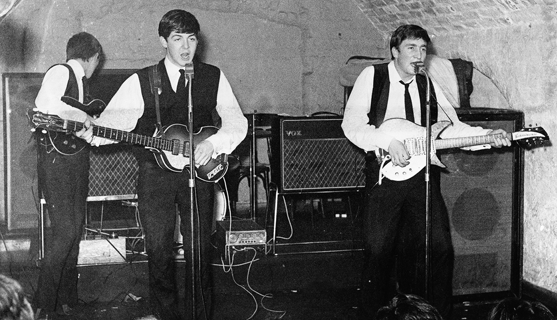 The Beatles, Performance, Sing, Love Me Do, Musicians, The Beatles Slideshow