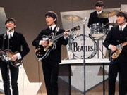 The Beatles perform for the first time on the Ed Sullivan TV show.