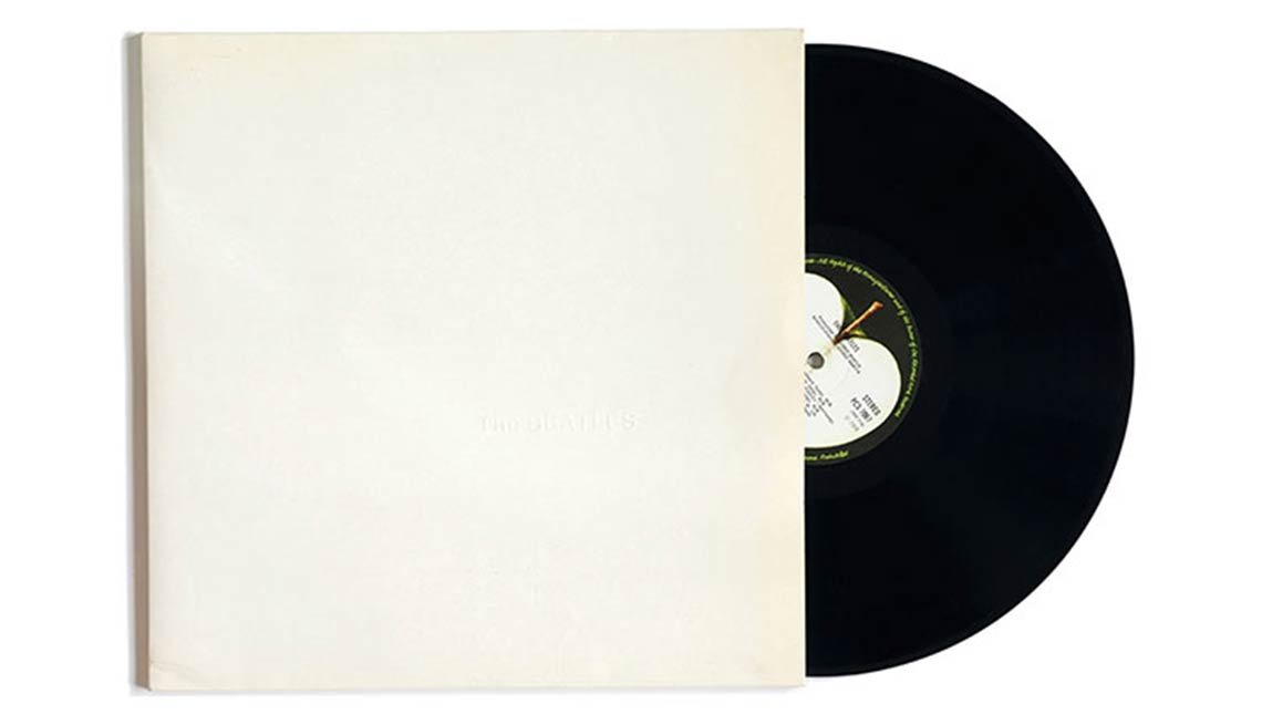 The Beatles, White Album, Boomer's Top 10 Albums Poll