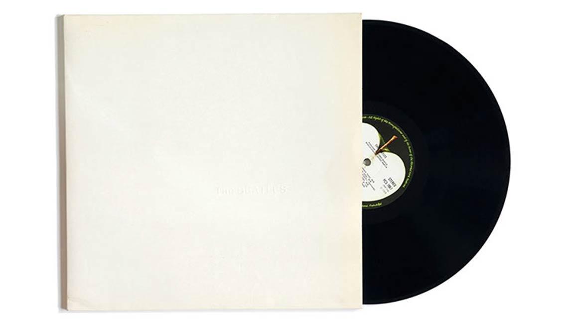 The Beatles, White Album, Boomer's Top 10 Albums Poll
