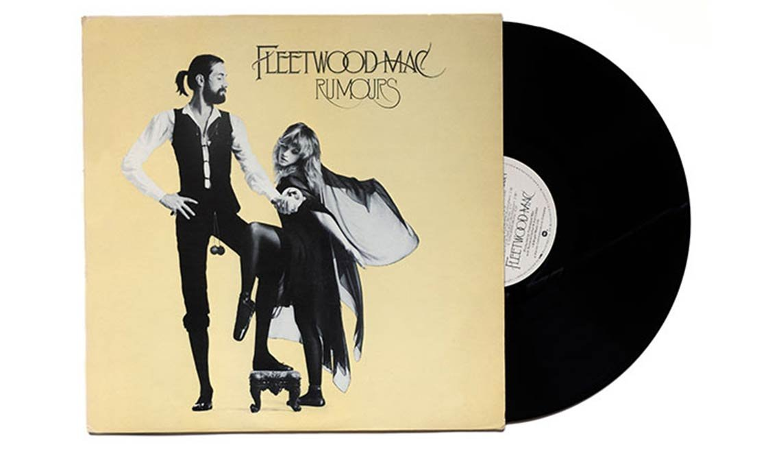 Fleetwood Mac, Rumours Album, Boomer's Top 10 Albums Poll