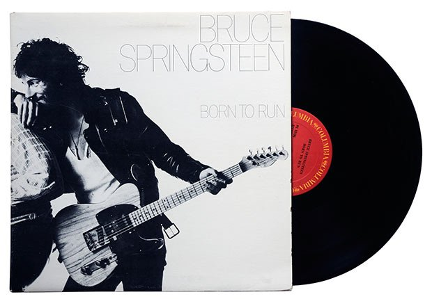 Bruce Springsteen Born to Run album, Readers poll: Boomer albums/music