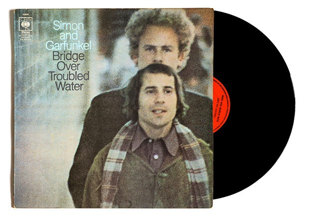 Simon and Garfunkel Bridge Over Troubled Water album