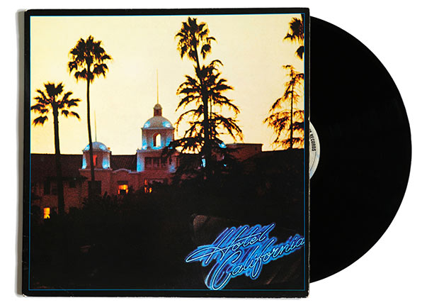 The Eagles Hotel California album