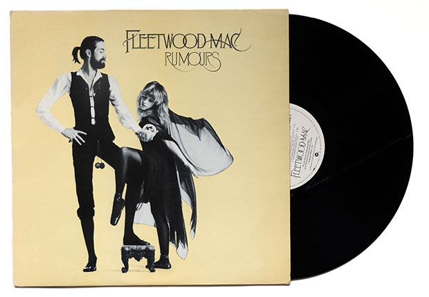 Fleetwood Mac Rumours album