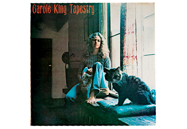 Tapestry was a 1971 album by singer-songwriter Carole King