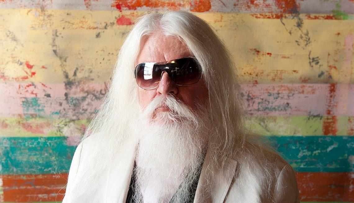Portrait, Leon Russell, Musician, Interview