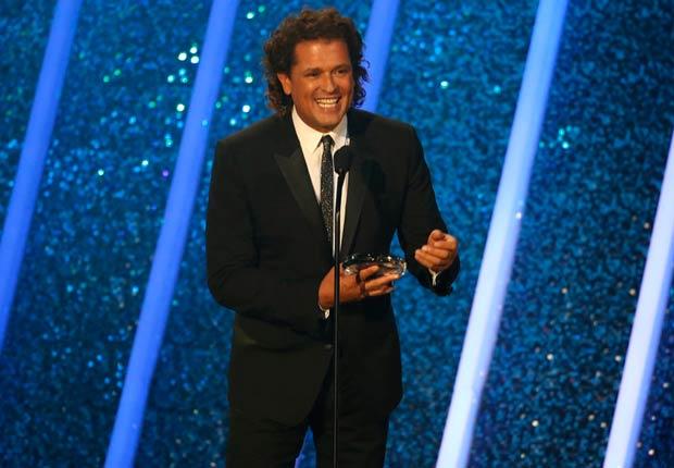 Carlos Vives - Premios Billboard 2014