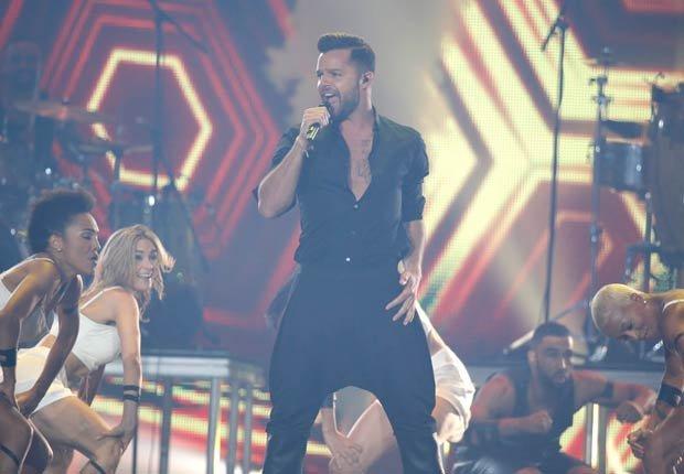 Ricky Martin - Premios Billboard 2014
