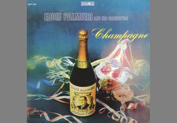 Álbum Champagne de Cheo Feliciano