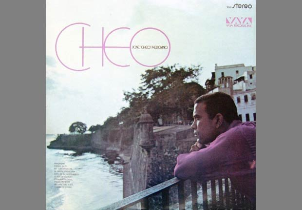 Álbum Cheo de Cheo Feliciano