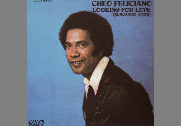 Álbum Looking for Love de Cheo Feliciano