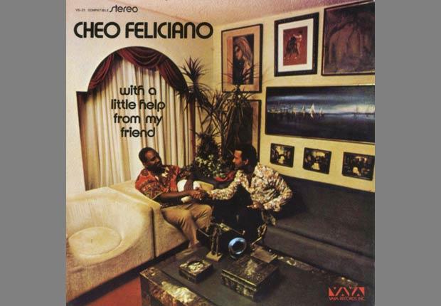 Álbum de Cheo Feliciano
