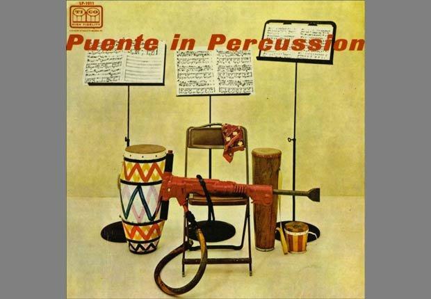 Puente in Percussion - Los 11 Álbumes más importantes de Tito Puente