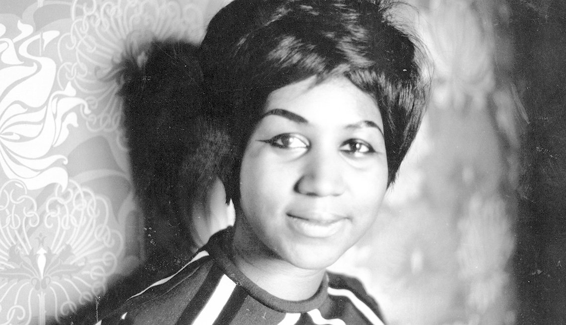 Aretha Franklin, Soul, Singer, Portrait, Boomer Generation Soundtrack