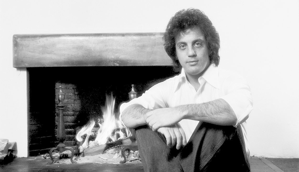 Billy Joel, Singer, Musician, Portrait, Boomer Generation Soundtrack